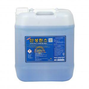 Nước tráng và làm khô bát đĩa Acidity Rins