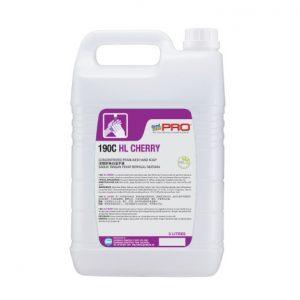 Xà phòng rửa tay Hương đào - GMP 190C HL Cherry