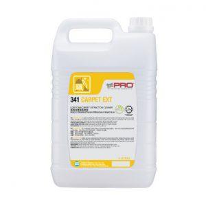 Hóa chất giặt thảm, loại phun hút giặt khô - GMP 341 CARPET EXT