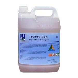 N10 Chất tẩy rửa dầu mỡ công nghiệp cho vết bẩn cứng đầu