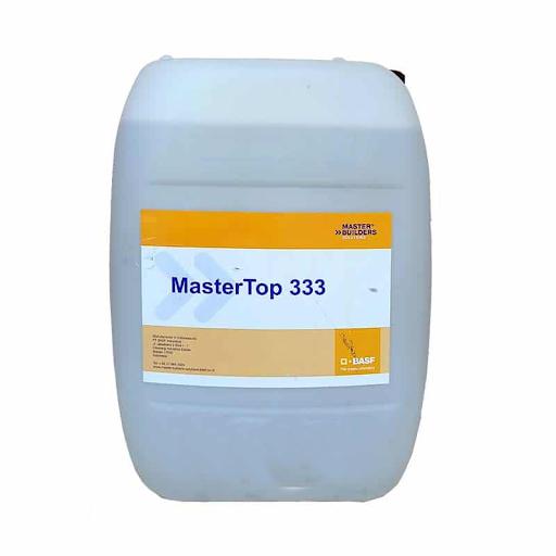 MasterTop 333 – Phụ gia tăng cứng bề mặt bê tông và ngăn bụi