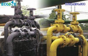 Tẩy dầu mỡ công nghiệp