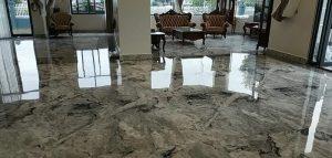 Hóa chất đánhbóng sàn đá Granite