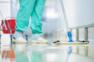 Hóa chất tẩy sàn bệnh viện