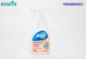 Hóa chất tẩy điểm MIDAS spot stain remover