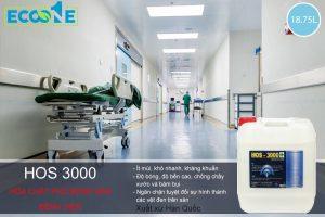 Chất phủ bóng sàn Chuyên dụng cho bệnh viện