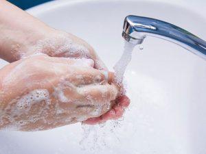 Nước rửa tay MP