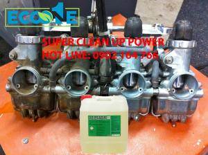 Chất tẩy rửa dầu mỡ công nghiệp đậm đặc
