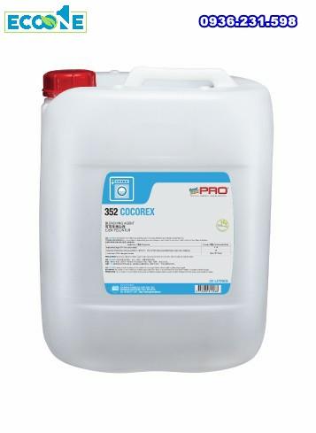 Hóa chất giặt là GMP 352 Cocorex Nước tẩy trắng gốc Clo
