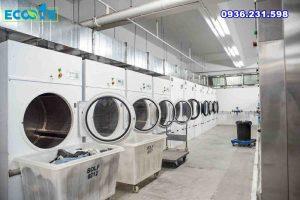 hóa chất giặt là cho xưởng giặt