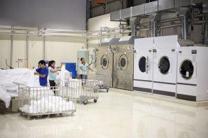 Hóa chất giặt là cho bệnh viện