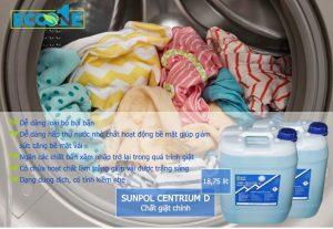 Nước giặt chính Centrium D