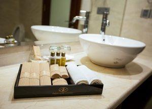 Bộ vệ sinh cá nhân trong khách sạn 5 sao