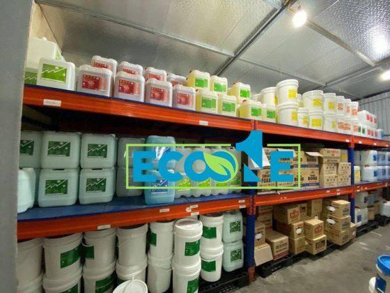Chất tẩy rửa công nghiệp và phụ gia công nghiệp Tuân ECO