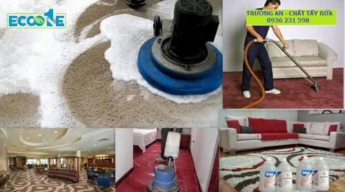 Giặt đệm thảm ghế sofa